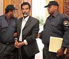دستگیری صدام و بازجویی از دیکتاتور عراق