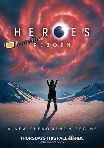 دانلود مینی سریال Heroes Reborn