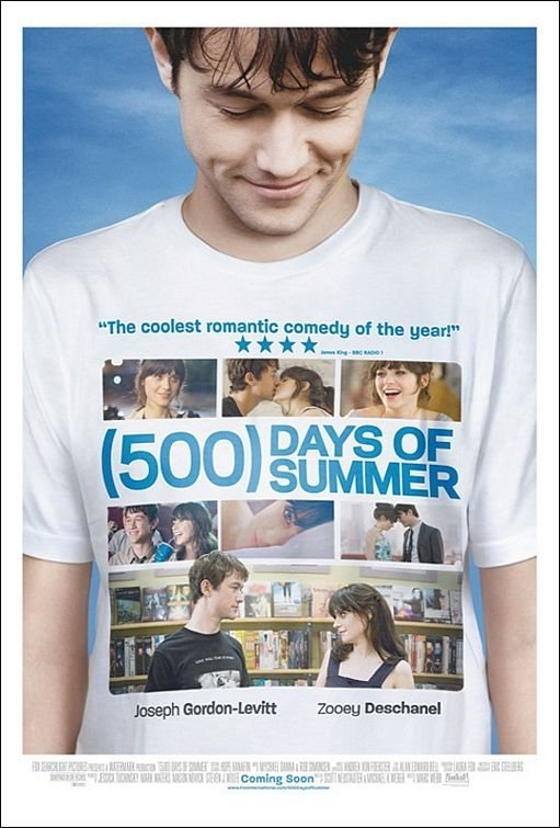 فیلم  2009 (500)Days of Summer
