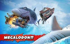 دانلود هک بازی Hungry Shark Evolution