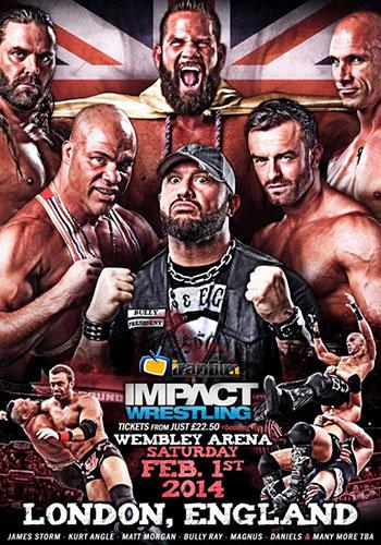 دانلود سری مسابقات TNA iMPACT Wrestling