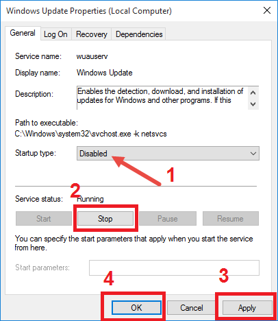 disable windows 10 updates,اموزش غیرفعال کردن آپدیت خودکار ویندوز ۱۰,disable automatic updates windows 10,ترفند های ویندوز 10,ترفند,اموزش,متوقف کردن اپدیت خودکار در ویندوز 10,مایکروسافت