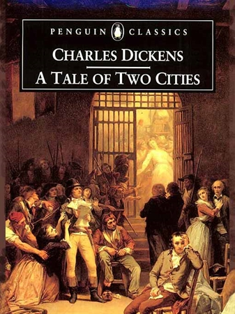 داستان دو شهر – چارلز دیکنز