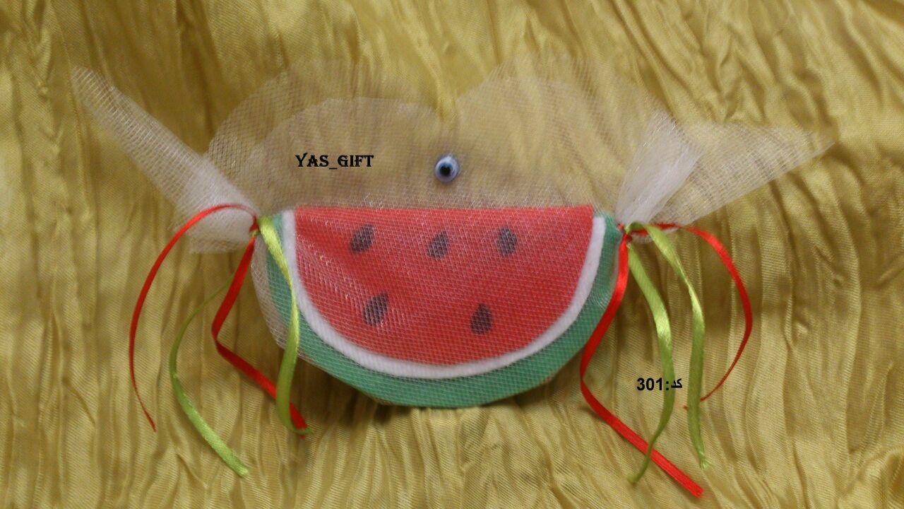 هندوانه نمدی مخصوص شب یلدا