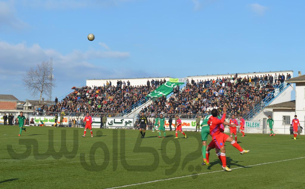 صعود چوکا به مرحله دوم لیگ دسته سوم