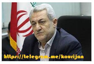 محمد ناصر نیکبخت استاندار همدان
