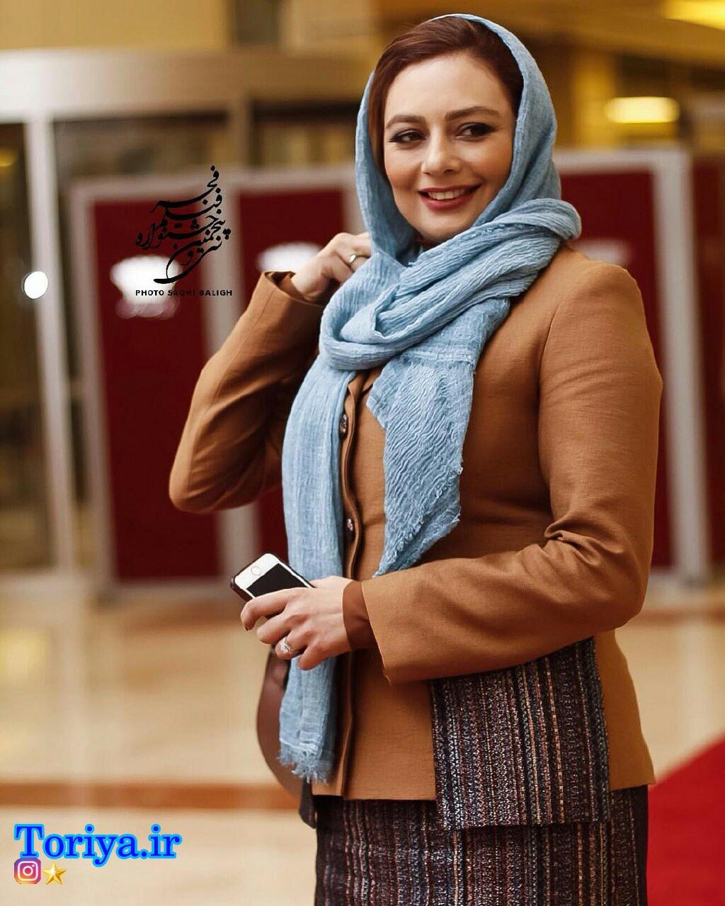 یکتا ناصر در فستیوال فیلم فجر