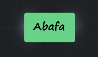 دانلود کانفیگ Abafa