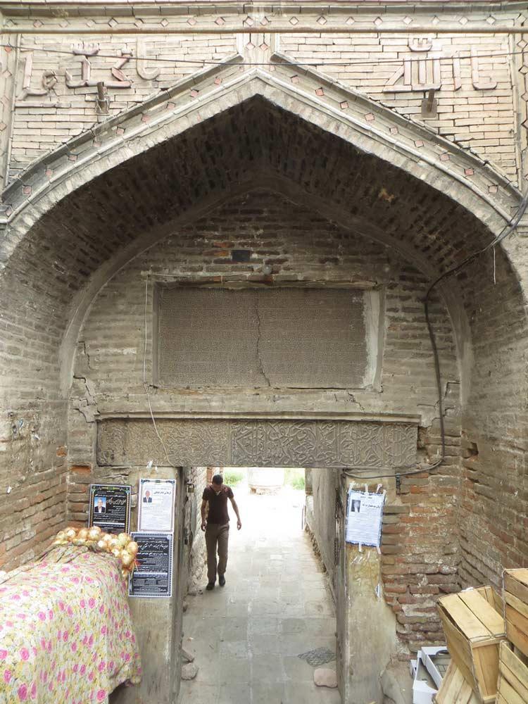 مسجد حسن پادشاه