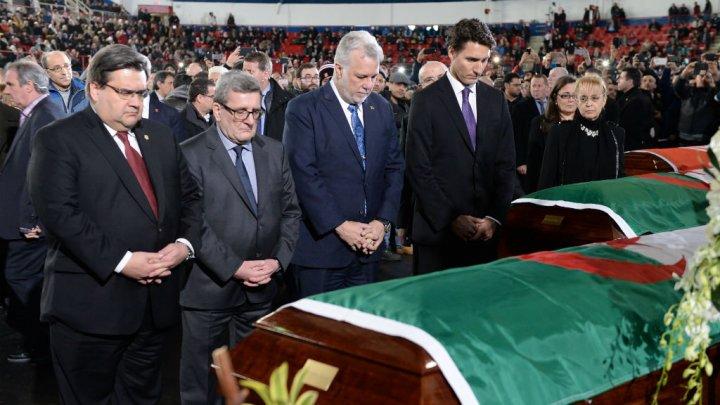حضور هزاران کانادایی در مراسم تشیع پیکر قربانیان حمله به مسجد کبک رساندند.