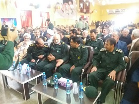 فرمانده سپاه ناحیه رستم