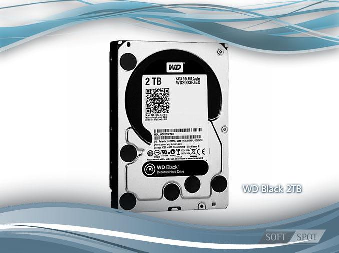 WD Black 2TB 64MB Buffer WD2003FZEX