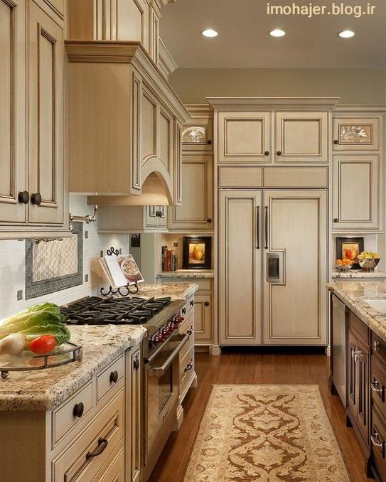 شیک ترین مدل های دکوراسیون آشپزخانه