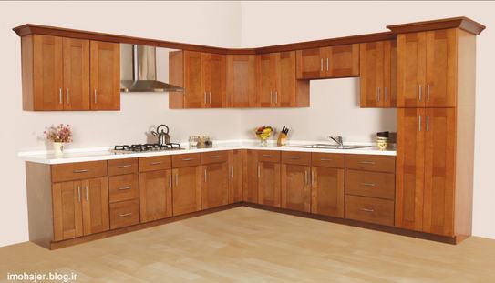 مدل های جدید و مدرن دکوراسیون آشپزخانه