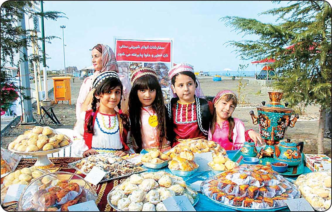 برگزاری جشنواره نان و شیرینیهای سنتی و محلی قاضی جهان