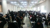 آغاز رقابت در یازدهمین المپیاد فرش ایران