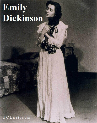 امیلی دیکنسون - Emily Dickinson