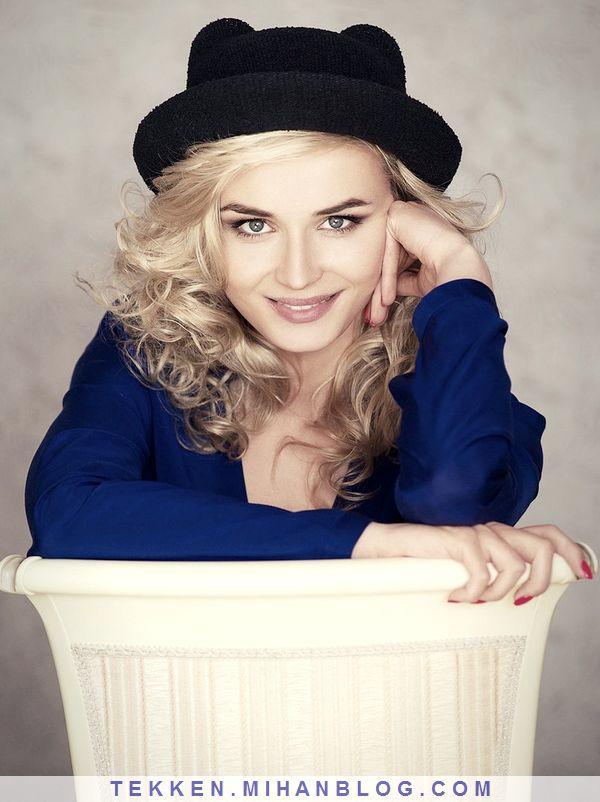 عکسهای پولینا گاگارینا خواننده موفق روسی