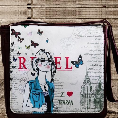 کیف دوشی دخترانه درامر Dreamer