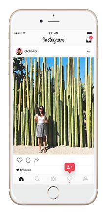 دانلود نرم افزار Instagram اینستاگرام برای آیفون آیپد آیپاد