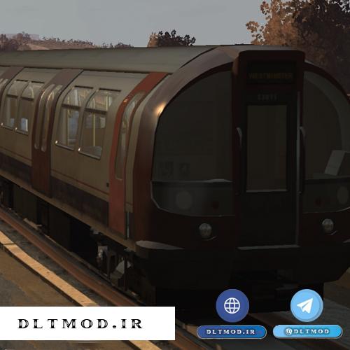 دانلود مد قطار جدید برای gta iv
