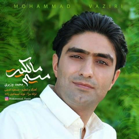 دانلود آهنگ جدید محمد وزیری به نام میم مالکیت