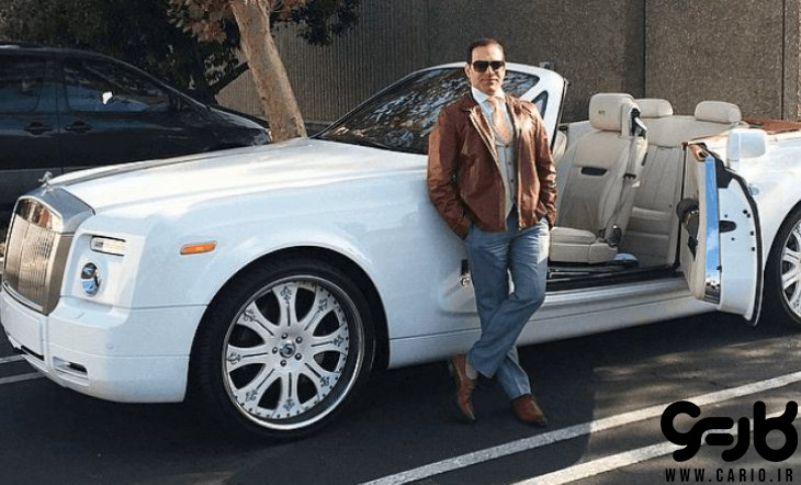Rolls Royce DropHead رولز رویس دراپ هد مانی خوشبین