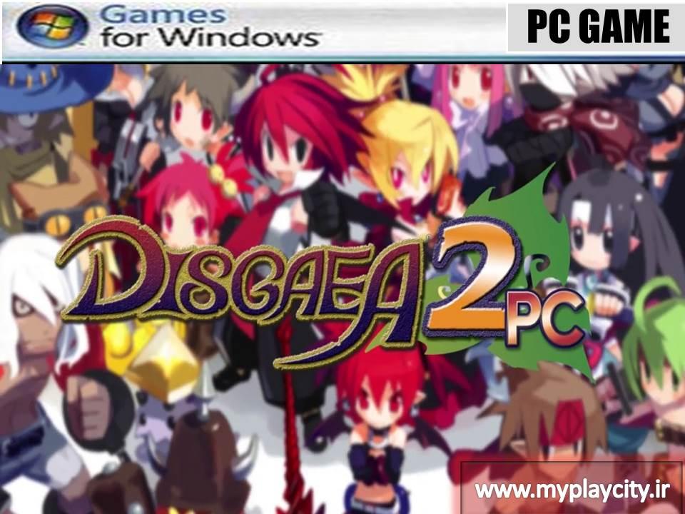 دانلود بازی Disgaea 2 برای کامپیوتر