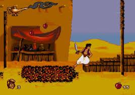 بازی سگا Aladdin