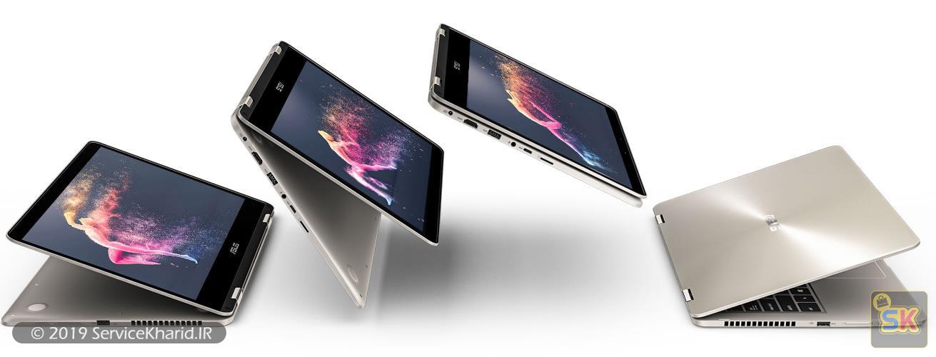 بررسی لپ تاپ ایسوس ZenBook Flip 14 ux461un