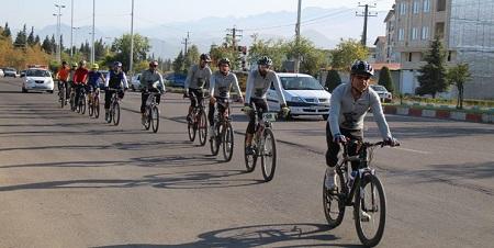 دوخرچهسواران حامی محیطزیست بندر ترکمن تا آستارا را رکاب زدند