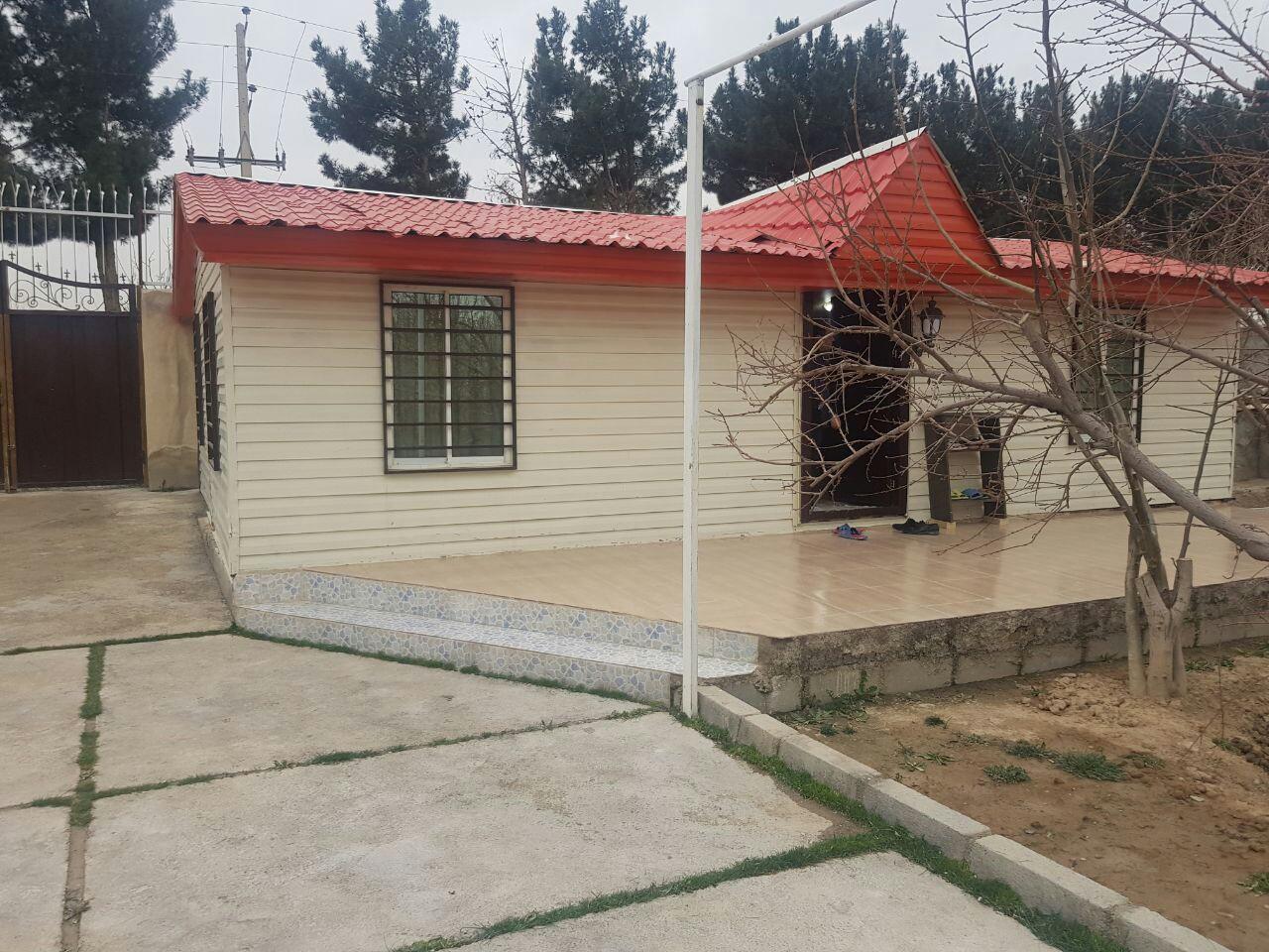2700 متر باغ ویلا در علی اباد شهریار کد