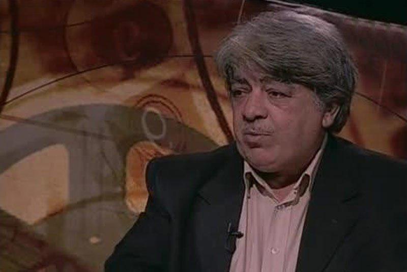 ناصر احمدی، گوینده خبر و دوبلاژ درگذشت