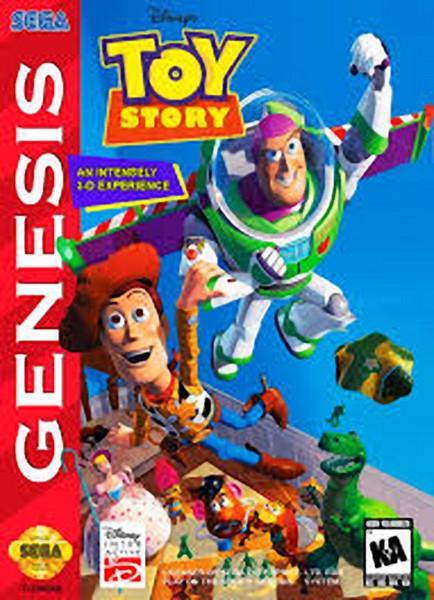 دانلود بازی داستان اسباب بازی سگا toy story برای کامپیوتر