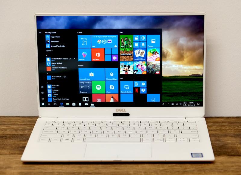 لپ تاپ های دانشجویی - دل xps 13