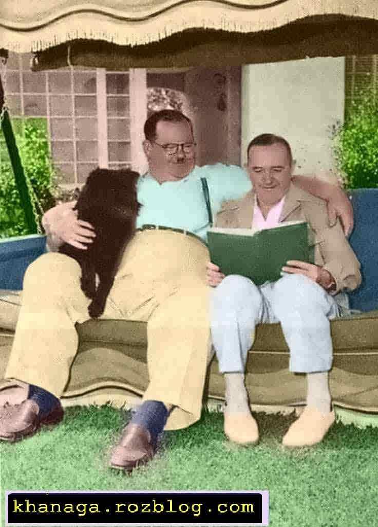 لورل و هاردی - دوران پیری