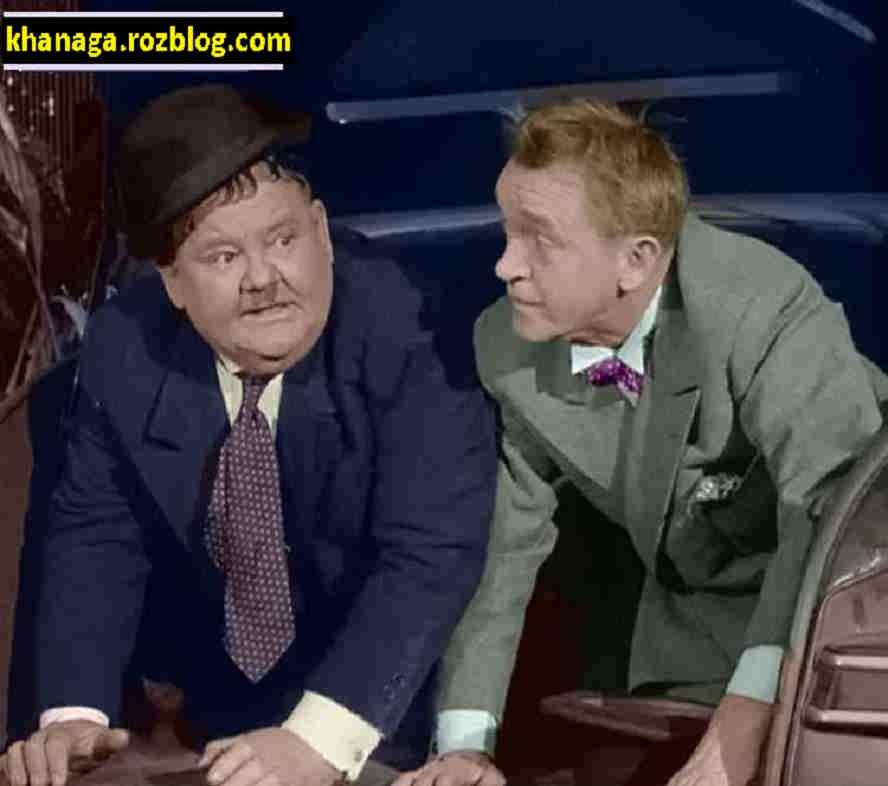 لورل و هاردی - نگهبانان حمله هوایی