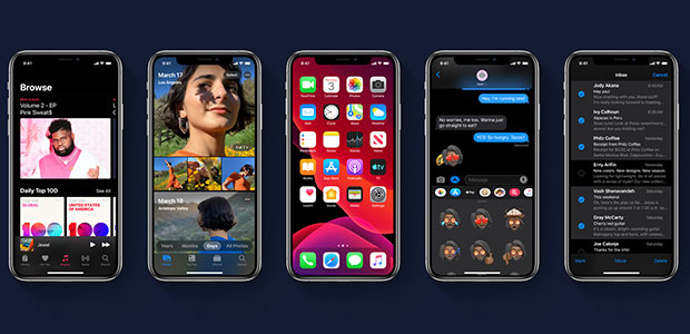 Apple Highlights User Experience in New OS Lineup