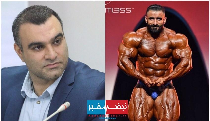 برای اولین بار یک ایرانی موفق به کسب مقام در مسابقات بین المللی مستر المپیا شد