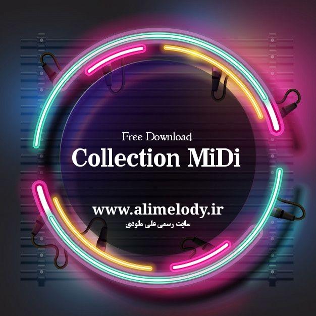 دانلود مجموعه میدی ۶۵هزارتایی Collection MiDi
