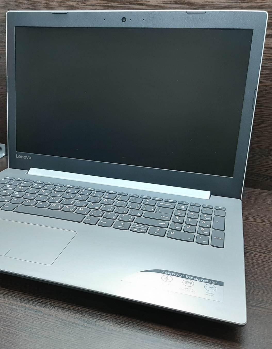 لپ تاپ استوک لنوو مدل Lenovo Ideapad 320 با مشخصات i5-8gen-8GB-1TB-HDD-2GB-nVidia-MX150