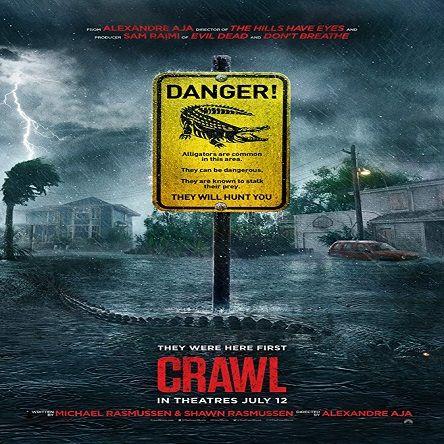 دانلود فیلم خزنده - Crawl 2019