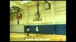 Shooting Drill Block to Block for Youth Basketball