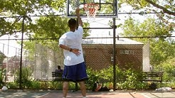 One Arm Shooting Form Exercise - Basketball Shooting Drills