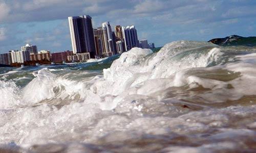 اقیانوسها دیگر قدرت مقابله با تغییرات اقلیمی را ندارند