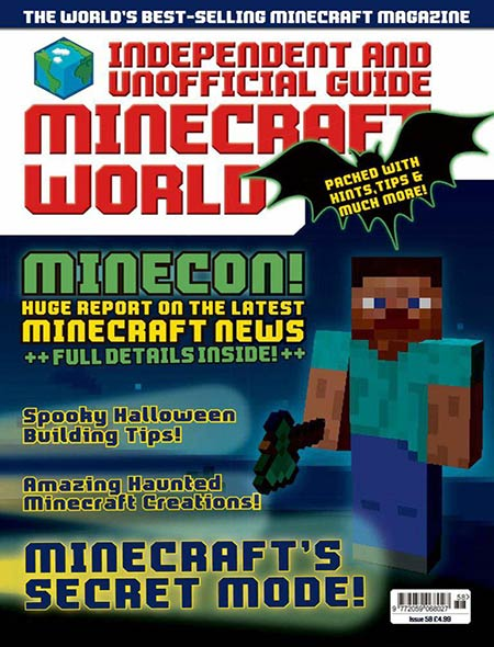 Free Download Minecraft World Magazine – January 2020